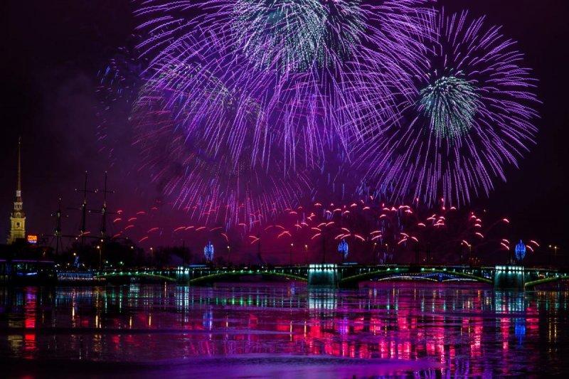 Санкт-Петербург вошел в топ самых тусовочных городов мира