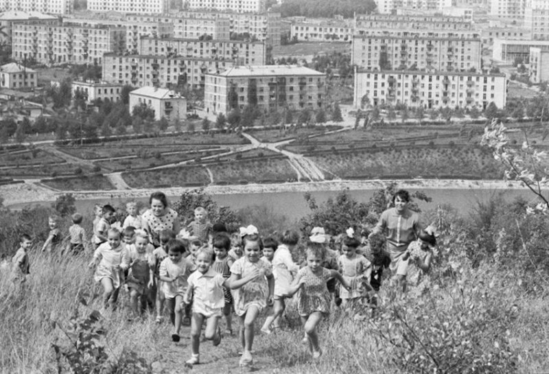 Уютная ностальгия: фото времён СССР