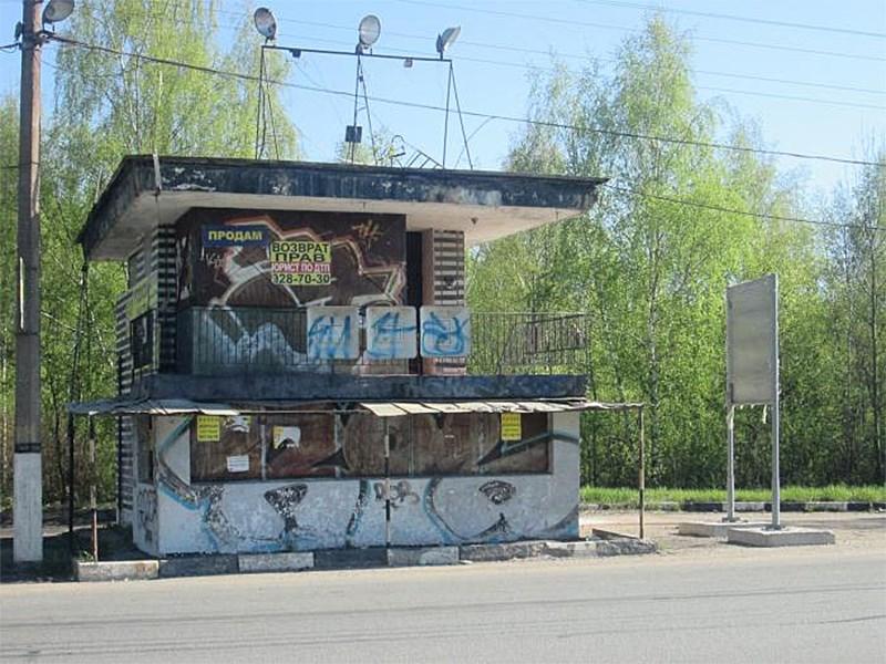 В России придумали, что делать с заброшенными постами ДПС