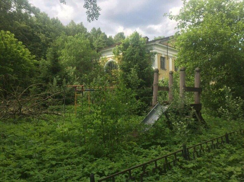 Поселок санатория Энергия, Солнечногорский район