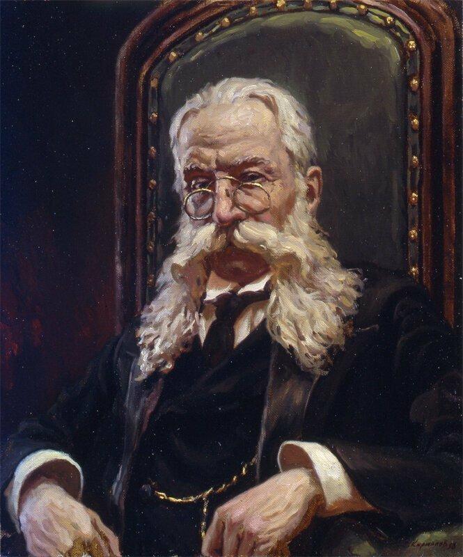 Портрет И. Л. Горемыкина