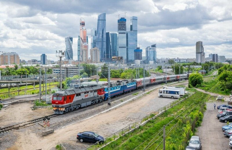 """Другой взгляд на Москву: фото """"непарадной"""" столицы"""