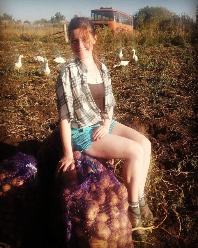 Деревенские девушки, которые сведут с ума любого