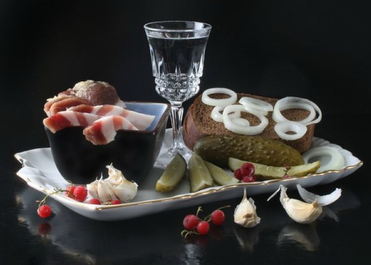 Российские медики заявили о пользе водки