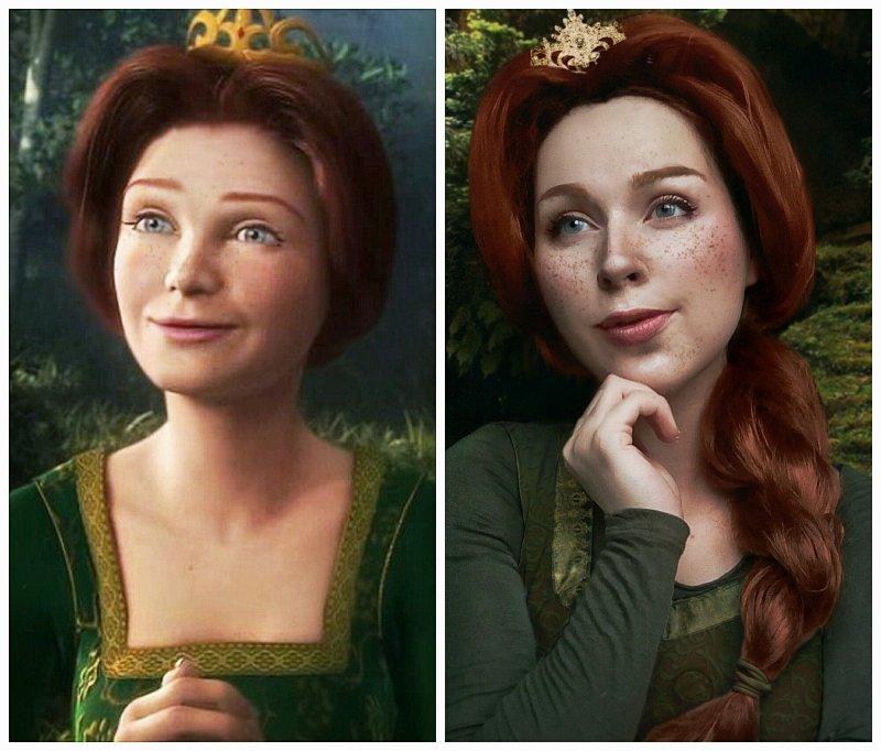 Принцесса Фиона