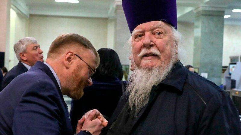 Священник РПЦ заявил, о глупости женщин-учителей