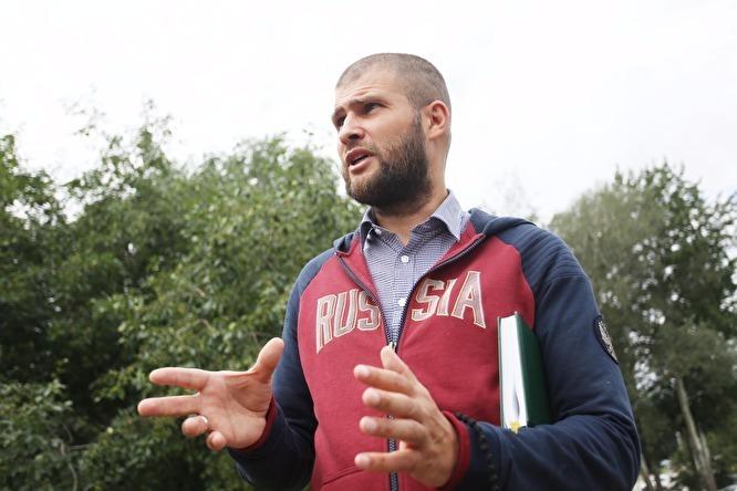 Православный активист решил перевоспитать Шнурова