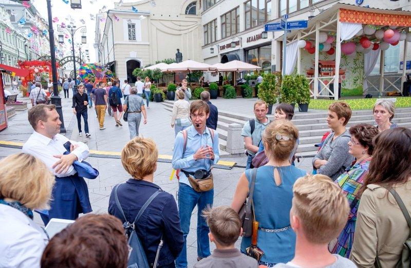 В России готовятся к фестивалю географического общества
