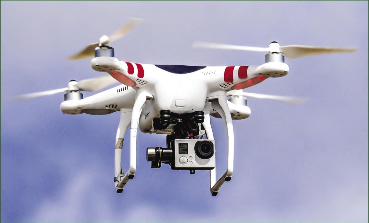 Силовикам разрешили сбивать дроны