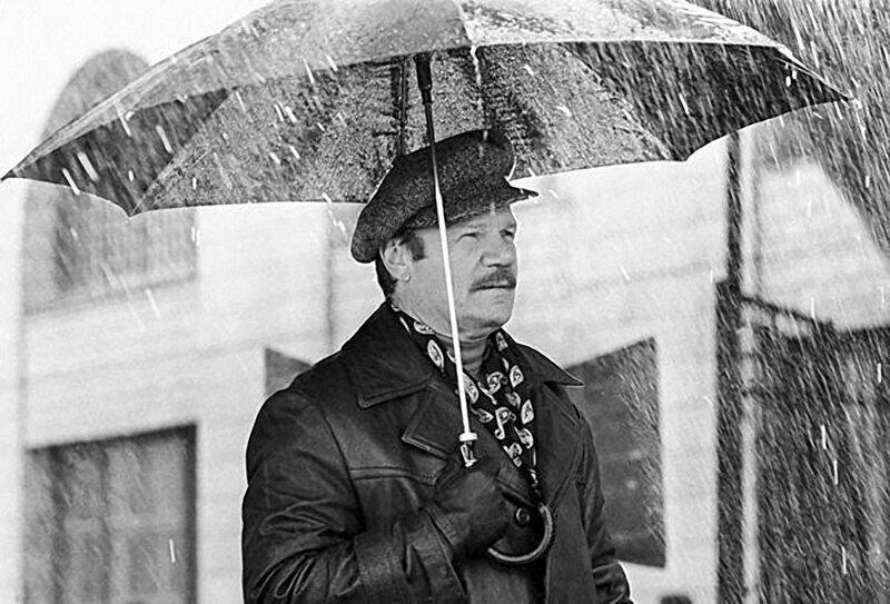 """Киноактер Михаил Пуговкин во время съемок фильма """"Ах, водевиль, водевиль"""""""