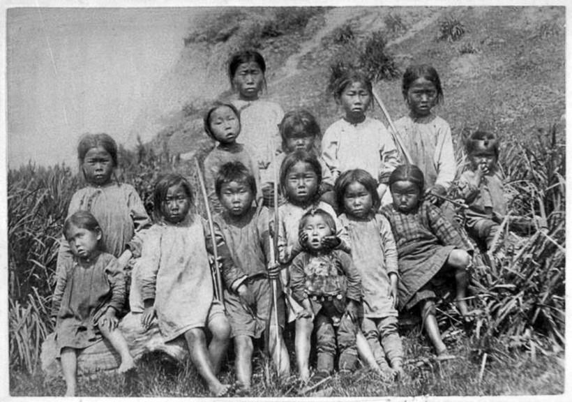 Нивхи: древнейший народ Сахалина