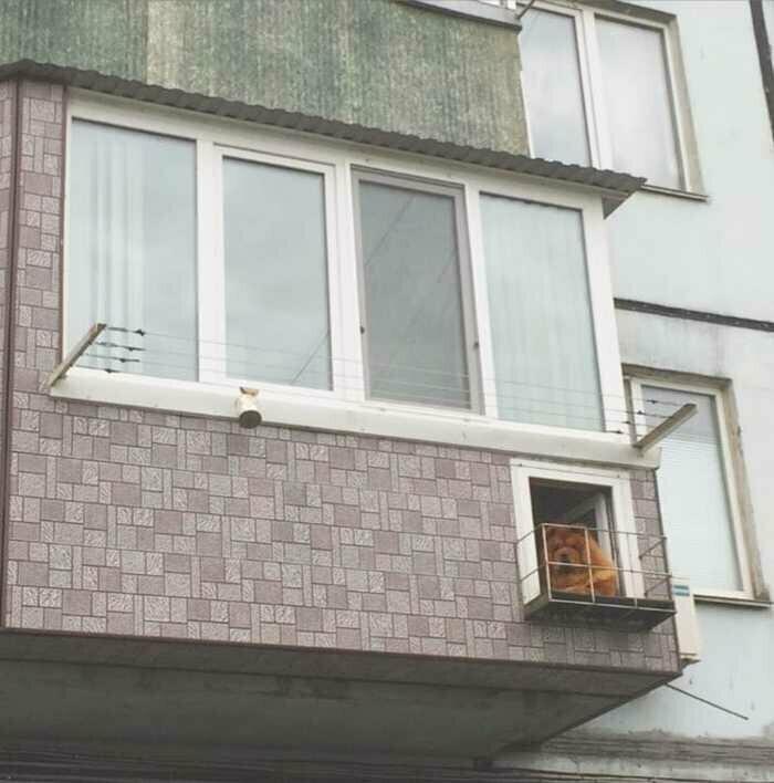 Шедевральные балконы, которые можно встретить только в России