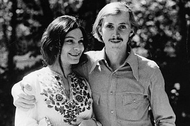 Наталья и Николай Бурляев