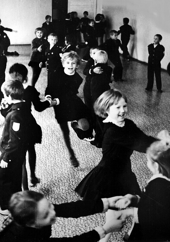 История, близкая сердцу: фото советских школьников