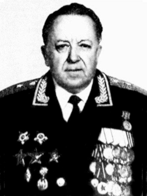 Никита Михайлович Александров (1922-1992)