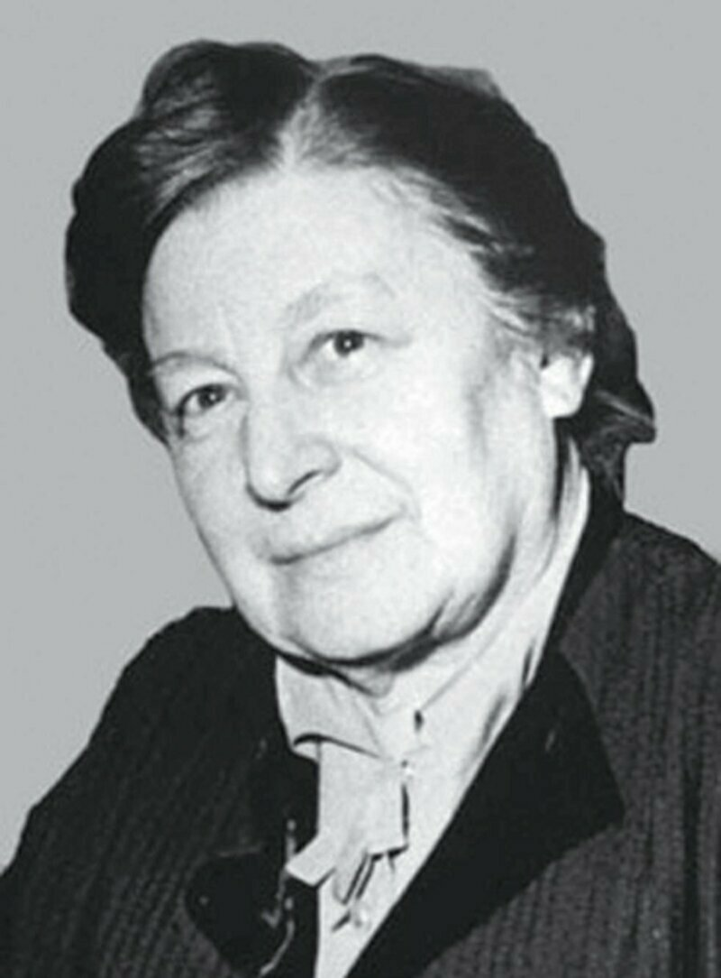 Груня Ефимовна Сухарева (1891-1981)