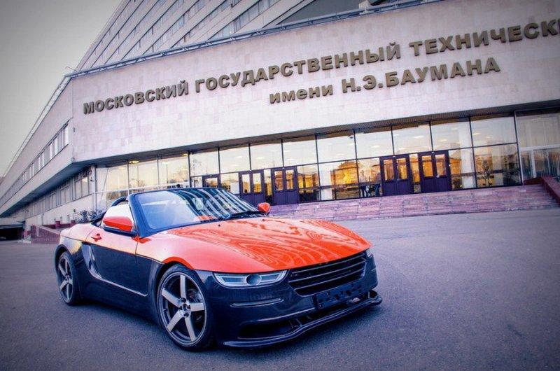 """Улучшена безопасность: родстер """"Крым"""" дождался модификации"""
