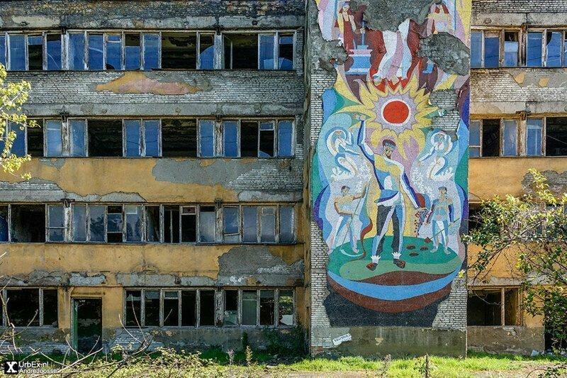 Творчество из прошлого: советские мозаики