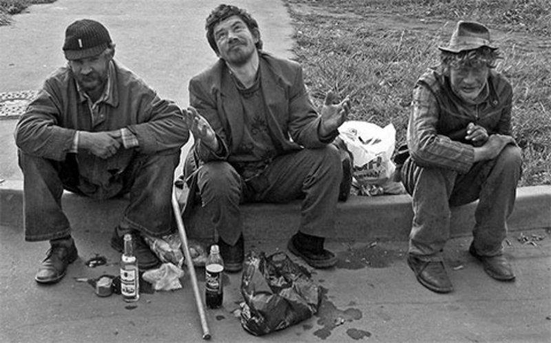 Почему СССР было мало бездомных?