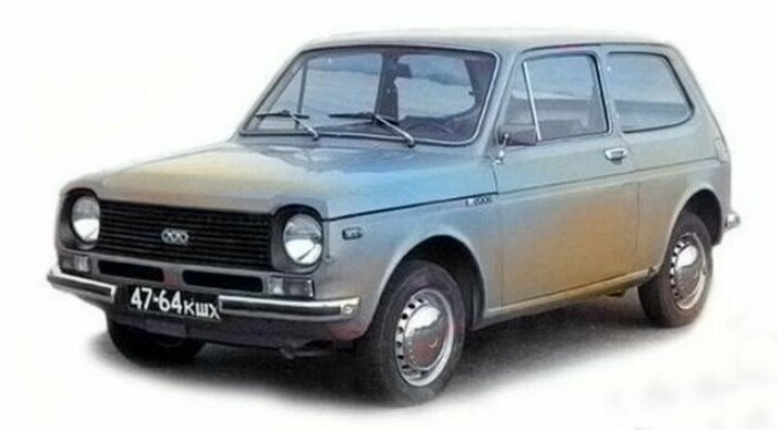 ВАЗ-2Э1101 от 1973 года