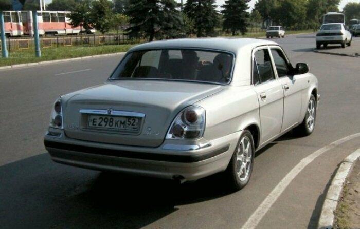 ГАЗ-31107
