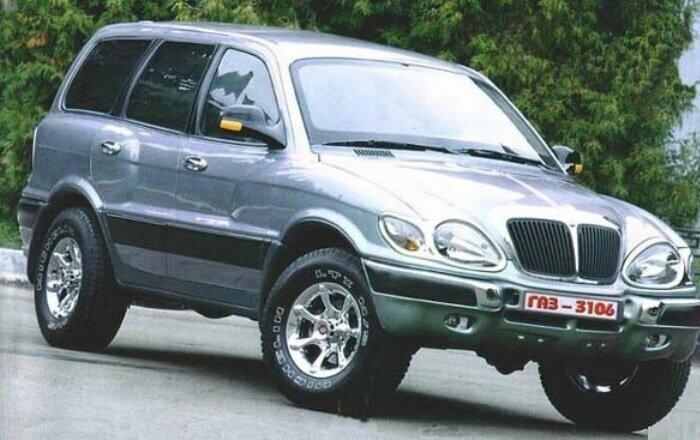 ГАЗ-3106