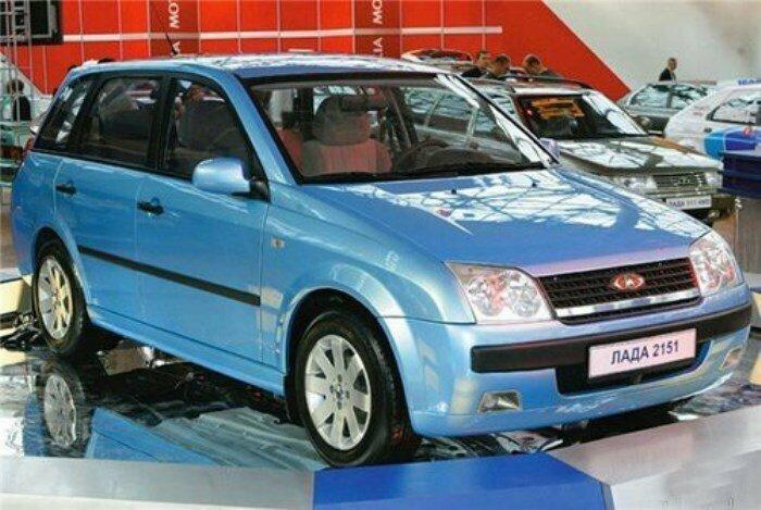 ВАЗ-2151, 2001 год