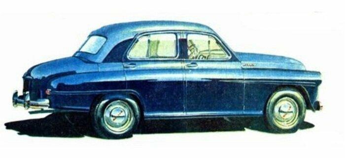 Победа-НАМИ от 1948 года