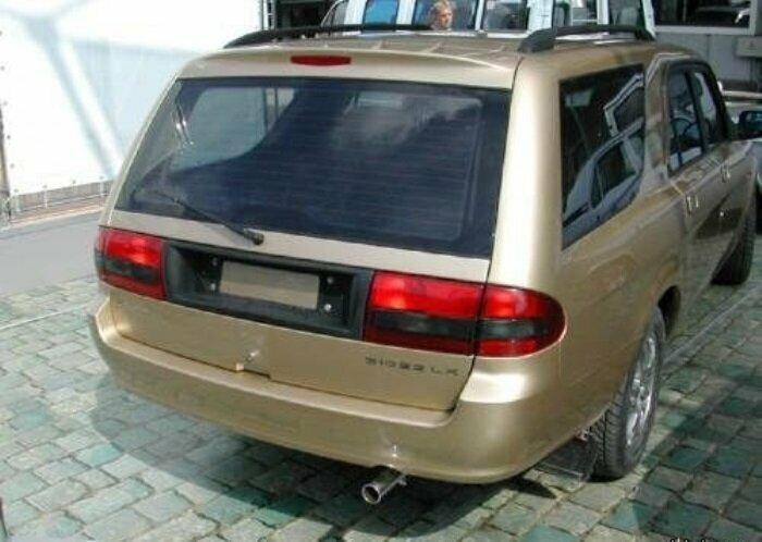 Универсал ГАЗ 3110
