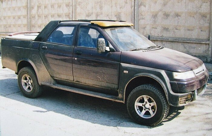 Лада Пилигрим, начало 2000-х