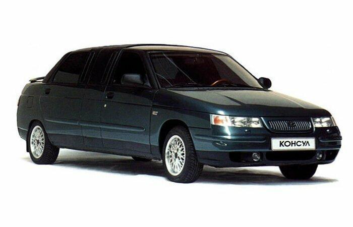 "Лимузин ВАЗ 21109 ""Консул"", 1997 год"