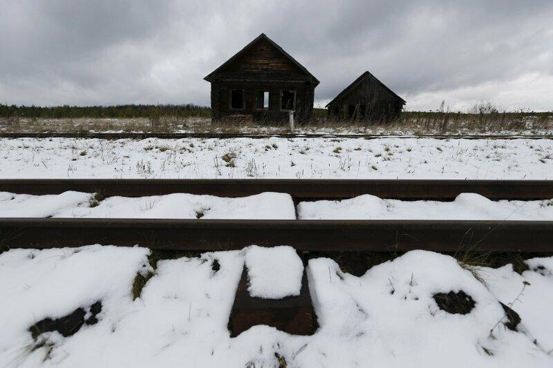 Узкоколейка: трогательная история российской глубинки