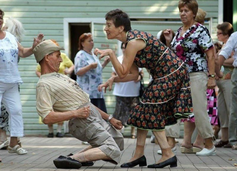 «Горячие» танцоры, которым плевать на мнение окружающих