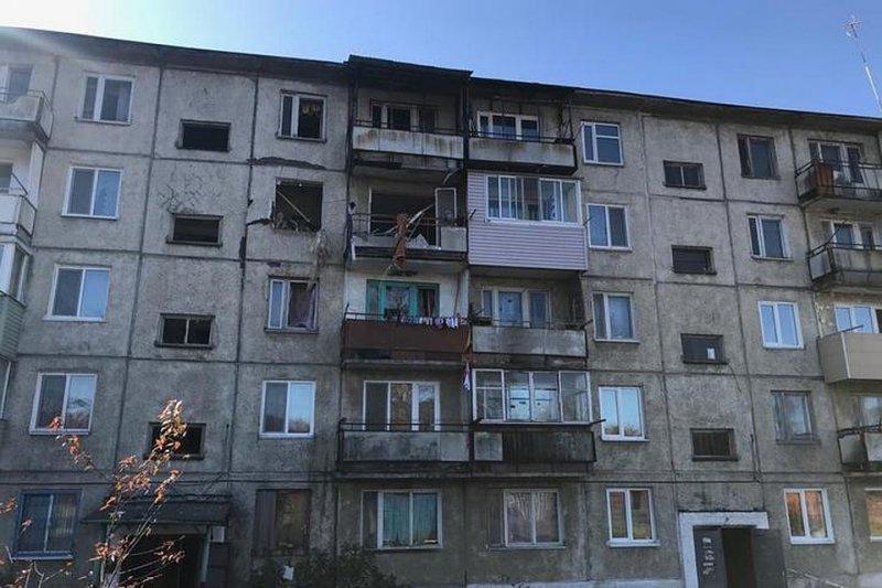 Трех кошек спасли на месте взрыва в жилом доме в Приморье