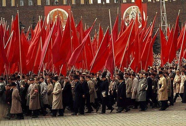 СССР в объективе Дина Конгера (Часть 3)