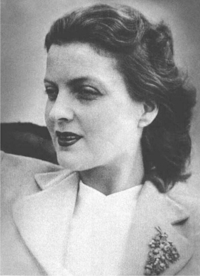 Первая «Мисс Россия» - Марина Шаляпина, 1931 год