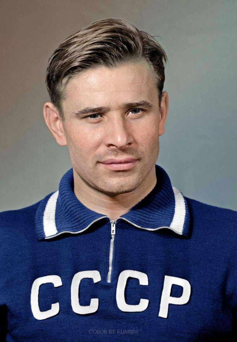 Легендарный вратарь Лев Яшин, 60-е