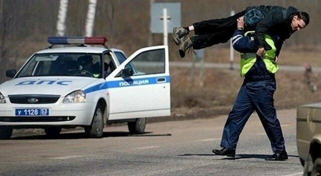 Сумасшедшие снимки российской действительности