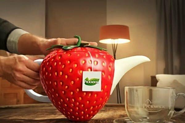 Чай с фруктовым вкусом