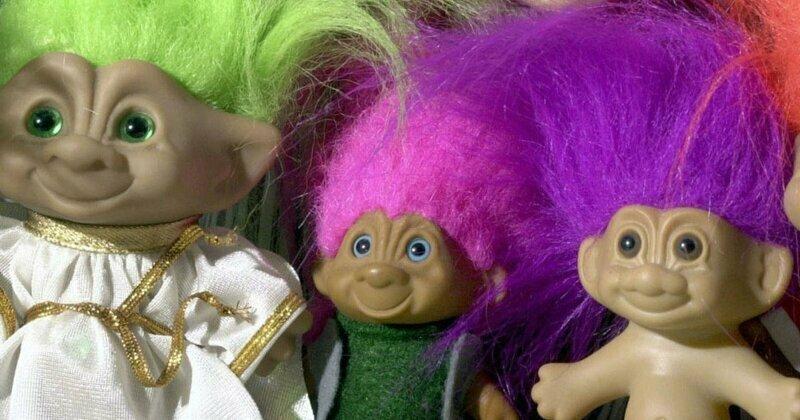 Куклы-тролли