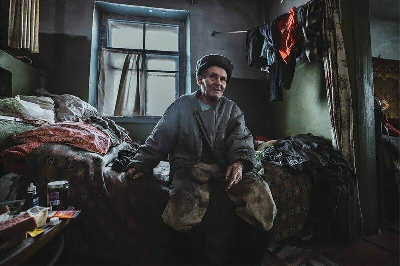 Жизнь в чернобыльской зоне отчуждения: фотограф из Канады показала уникальные иллюстрации