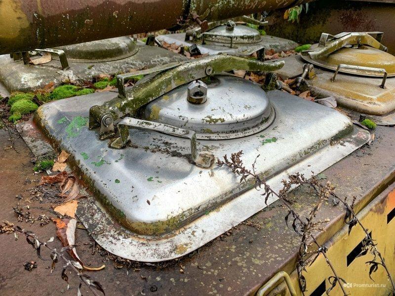 КП-130: военная передвижная полевая кухня