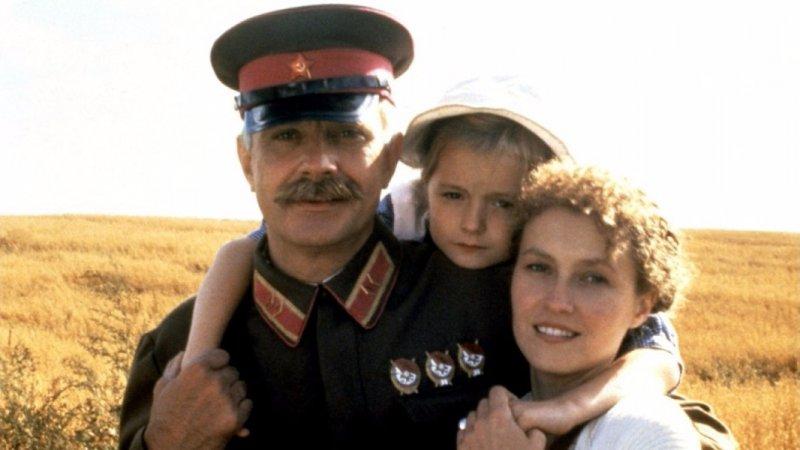 Утомлённые солнцем (1994)