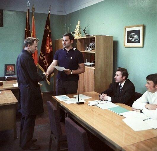 СССР в 70-х: цветные фотографии