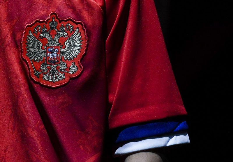 Игроки сборной России отказались выходить на поле из-за новой формы