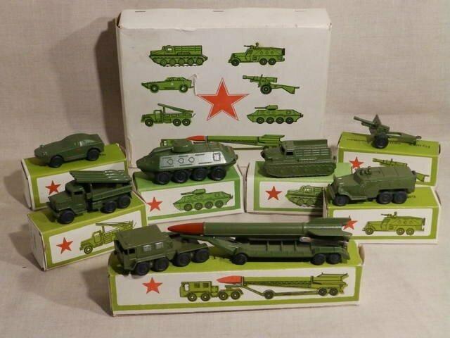 Дух времени: игрушки времен СССР