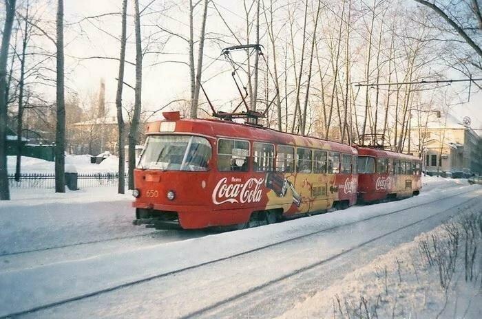 """А вот и """"Кока-кола"""""""