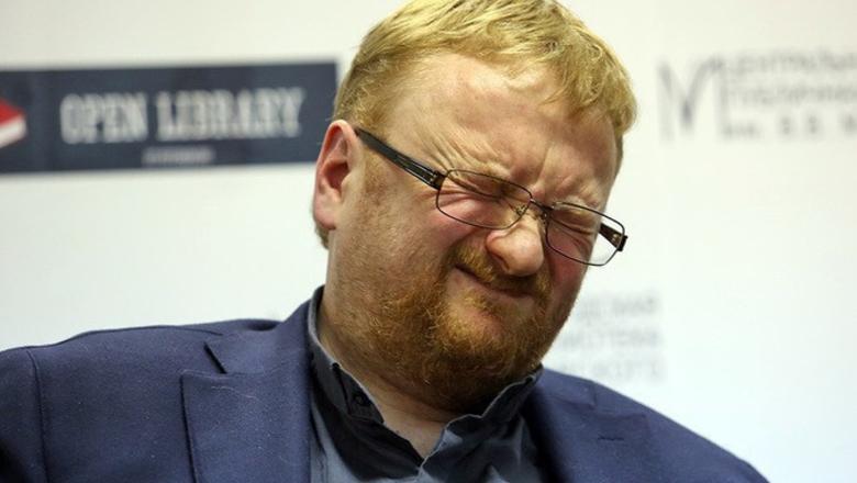 """Милонов предложил наказывать должников по алиментам """"лишением пола"""""""