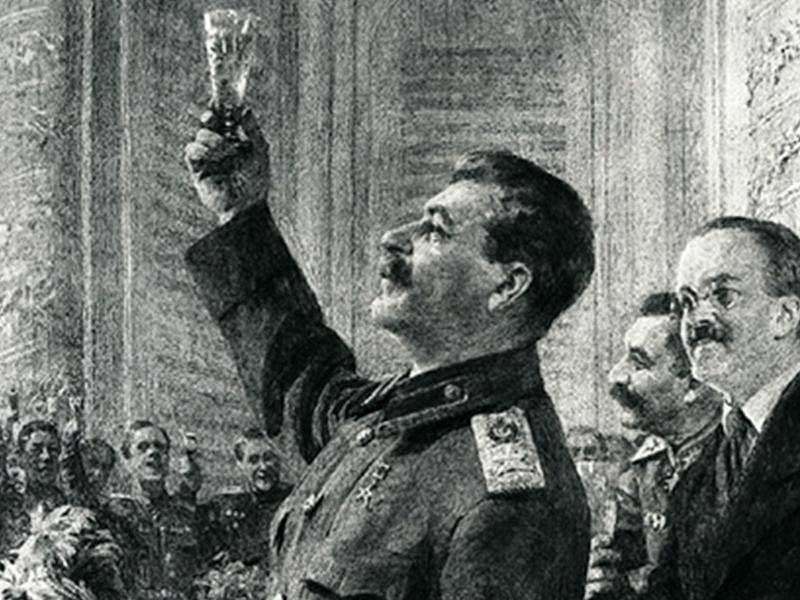 Что пили руководители Страны Советов