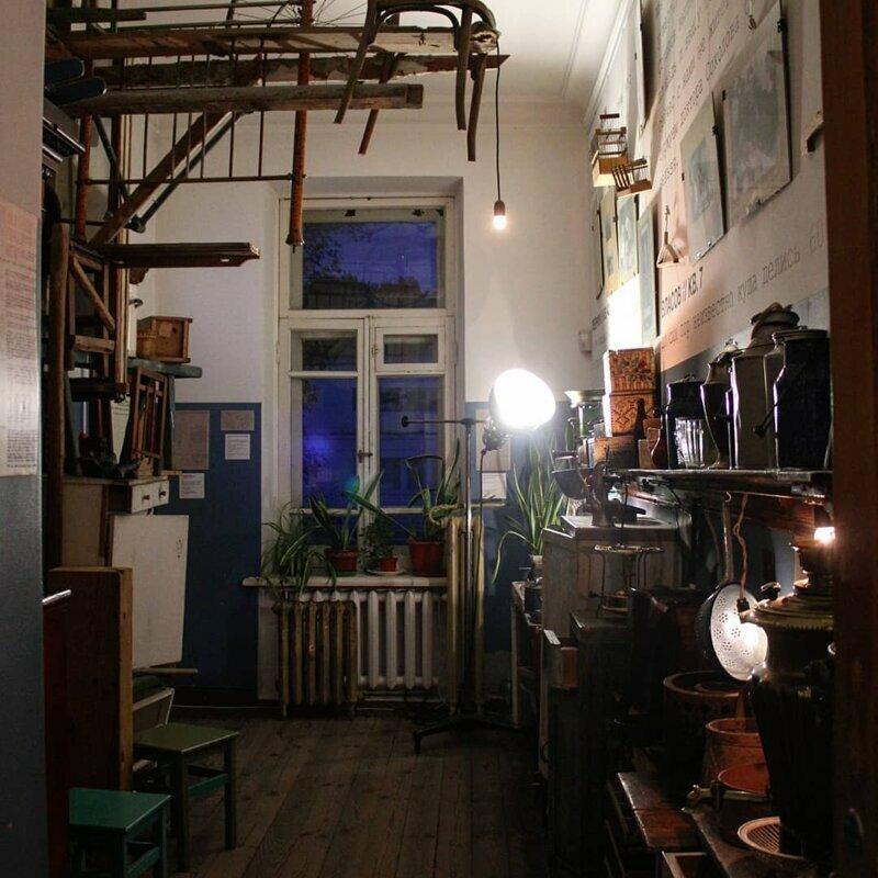 Обаяние старых российских коммуналок